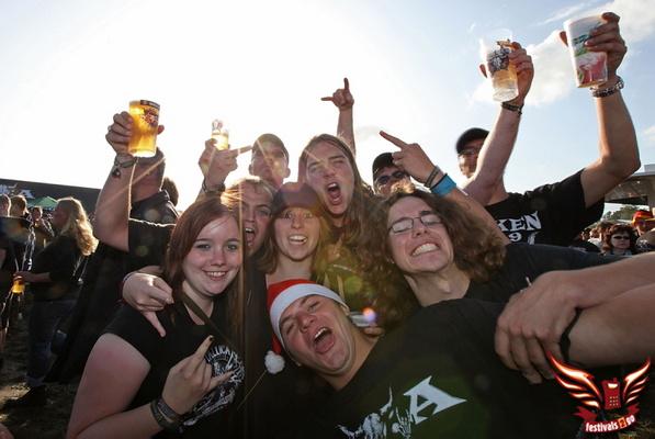 Wacken Open Air – музыкальный фестиваль в Германии