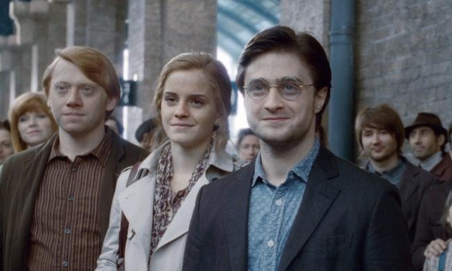 Джоан Роулинг написала рассказ о 34-летнем Гарри Поттере
