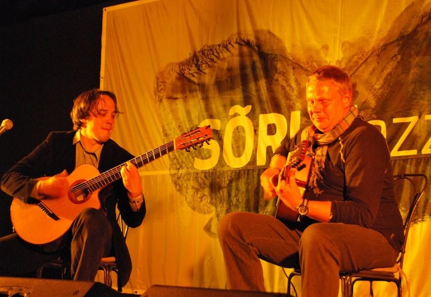 В Эстонии прошел традиционный джазовый фестиваль Sõru Jazz 2014