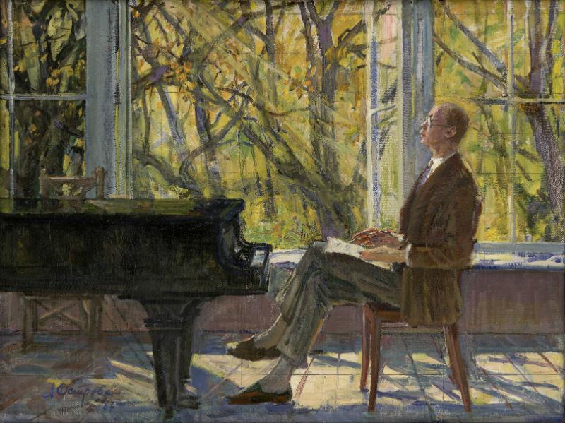 В Музее «П. И. Чайковский и Москва» покажут редкие портреты русских композиторов XIX-XX веков