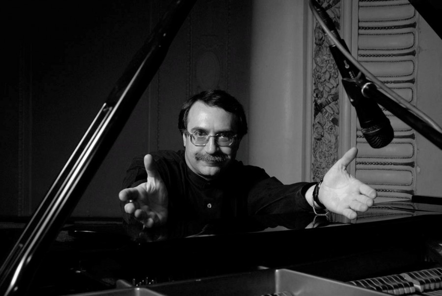 Знаменитый джазовый импровизатор Даниил Крамер даст концерт в Москве