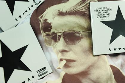 Последний альбом Дэвида Боуи возглавил чарты российского iTunes
