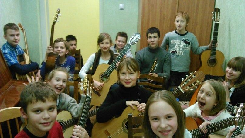 В Санкт-Петербурге состоится Городской фестиваль гитарных ансамблей