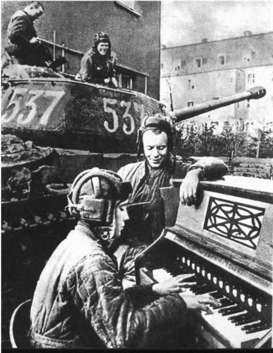 Великая отечественная война в музыке доклад 6353