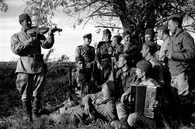 Великая отечественная война в музыке доклад 6567