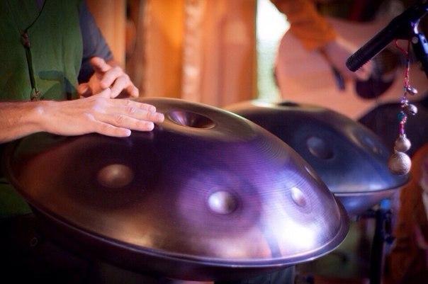 Ханг музыкальный инструмент