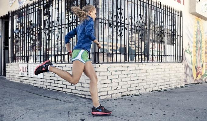 Кроссовки Nike из Америки для спортсменов и не только. История бренда