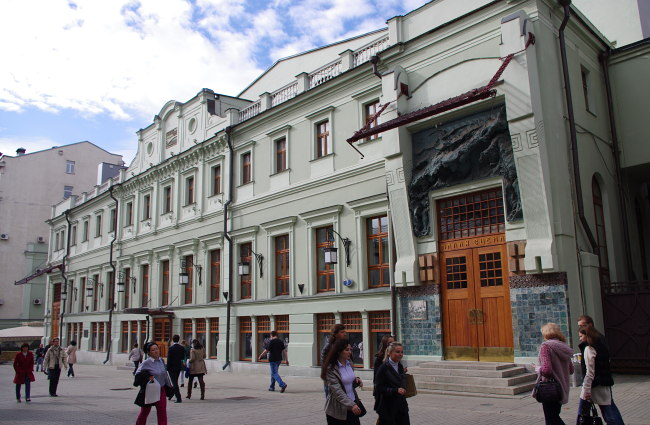 Самые знаменитые театры Москвы и их история
