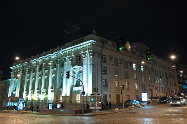 Театр имени Леси Украинки в Киеве: традиции, умноженные на время